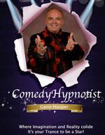 Hypnotist Gavin Hooper Poster